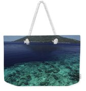 Manado Tua Island Weekender Tote Bag