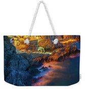 Manarola Lights Weekender Tote Bag