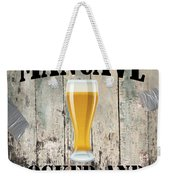 Mancave Locked And Loaded Weekender Tote Bag