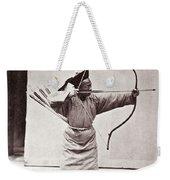 Manchu Archer, 1874 Weekender Tote Bag