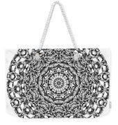 Mandala - Amulet 867 For Those Born In ..... Weekender Tote Bag