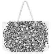 Mandala - Amulet 869 For Those Born In ..... Weekender Tote Bag