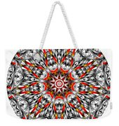 Mandala - Amulet 873 For Those Born In ..... Weekender Tote Bag