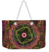 Mandala Desire Weekender Tote Bag