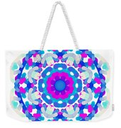 Mandala Image #7 Created On 2.26.2018 Weekender Tote Bag