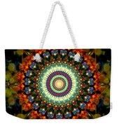 Mandala Of Loves Journey Weekender Tote Bag