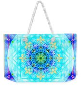 Mandala Of Womans Spiritual Genesis Weekender Tote Bag