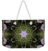 Mandala Sea Sponge Weekender Tote Bag