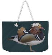 Mandarin Duck II Weekender Tote Bag