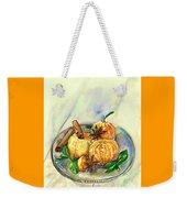 Mandarins Weekender Tote Bag