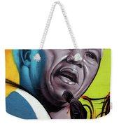 Mandela Watching Weekender Tote Bag