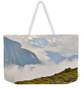 Nandi Devi Mountain - Himalayas Weekender Tote Bag