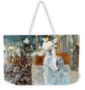 Manet: Cafe-concert, 1879 Weekender Tote Bag