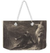 Manfred And Astarte (2nd Plate) Weekender Tote Bag