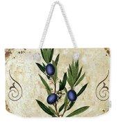 Mangia Olives Weekender Tote Bag