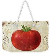 Mangia Tomato Weekender Tote Bag