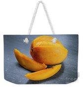 Mango And Slices Weekender Tote Bag