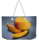 Mango And Slices Weekender Tote Bag