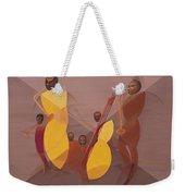 Mango Jazz Weekender Tote Bag