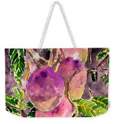 Mango Tree Fruit Weekender Tote Bag