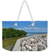 Mangroves Rocks And Ocean Weekender Tote Bag