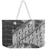 Manhattan Facades IIi Weekender Tote Bag