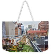 Manhattan High Line Weekender Tote Bag