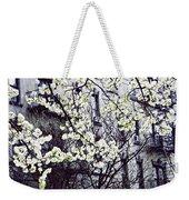 Manhattan Spring Weekender Tote Bag