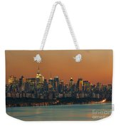 Manhattan Twilight I Weekender Tote Bag