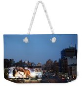 Manhattan View From The High Line Weekender Tote Bag