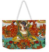 Maning Mahakala With Retinue Weekender Tote Bag