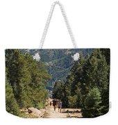 Manitou Springs Pikes Peak Incline Weekender Tote Bag