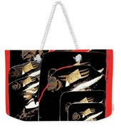 Mannequin Collage Jerome Arizona 1968-2013 Weekender Tote Bag