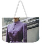 Mannequin In The Passage Weekender Tote Bag