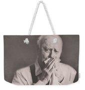 Manner's Never Get Old Weekender Tote Bag