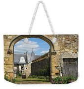 Manor House Entry Weekender Tote Bag