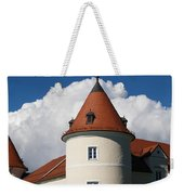 Manor House Tower Weekender Tote Bag