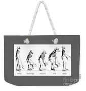 Mans Place In Nature Weekender Tote Bag