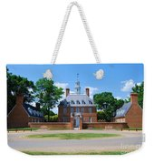 Mansion Weekender Tote Bag