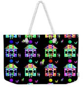 Many Moons Weekender Tote Bag