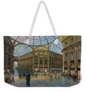 Many Pass Someone Remains Weekender Tote Bag