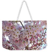 Many Pink Blossoms Weekender Tote Bag