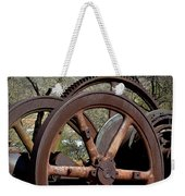 Many Wheels Weekender Tote Bag