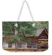 Manzana Schoolhouse - 1895 Weekender Tote Bag