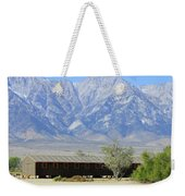 Manzanar A Blight On America 1 Weekender Tote Bag