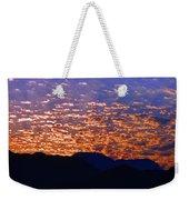 Manzanillo Sunset 3 Weekender Tote Bag