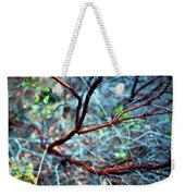 Manzanita Abstract Weekender Tote Bag