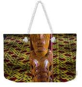 Maori Greeter Weekender Tote Bag