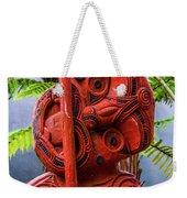 Maori Guardian Weekender Tote Bag