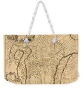 Map Of Cork 1771 Weekender Tote Bag